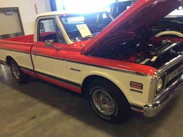 1970 Chevrolet C/K 10 | 958051