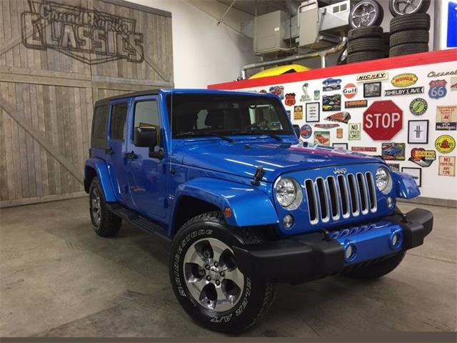 2016 Jeep Wrangler | 958052