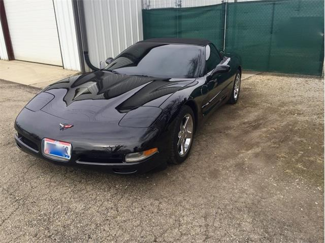 2001 Chevrolet Corvette | 958055