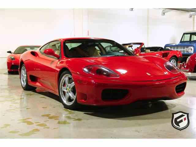 2001 Ferrari 360 | 958056