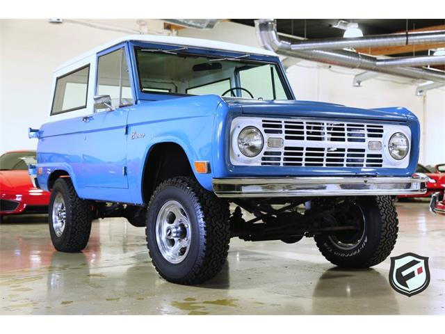 1968 Ford Bronco | 958059