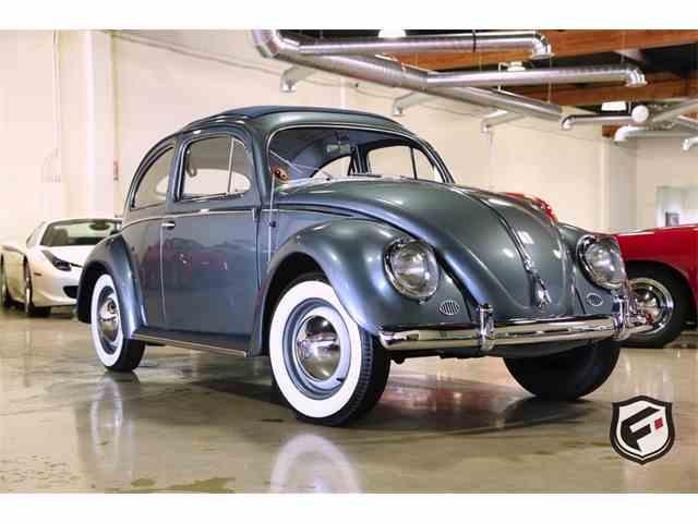 1954 Volkswagen Beetle | 958060
