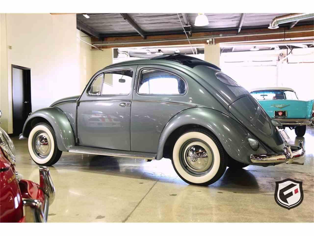 1954 Volkswagen Beetle For Sale Classiccars Com Cc 958060