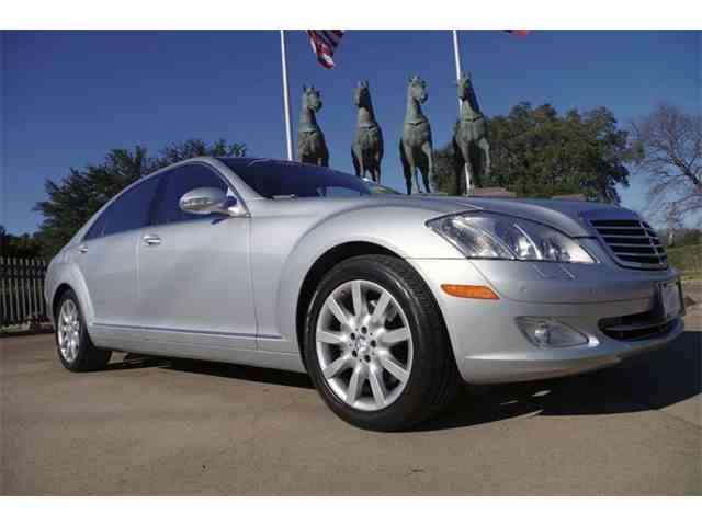 2008 Mercedes-Benz S-Class | 958065