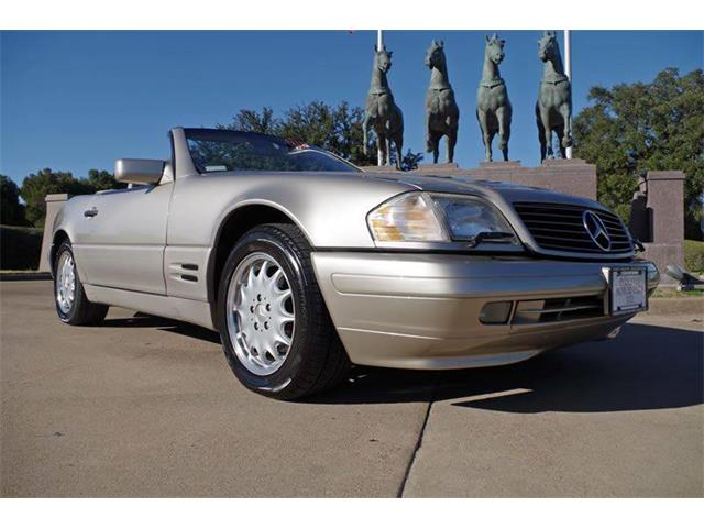 1997 Mercedes-Benz SL-Class | 958066