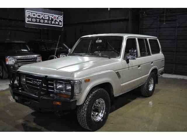 1990 Toyota Land Cruiser FJ | 958072
