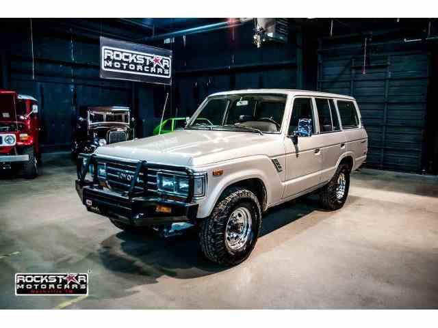 1990 Toyota Land Cruiser FJ   958072