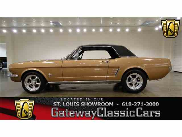 1966 Ford Mustang | 950808