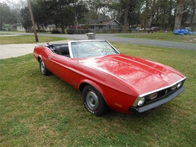 1971 Ford Mustang | 958081