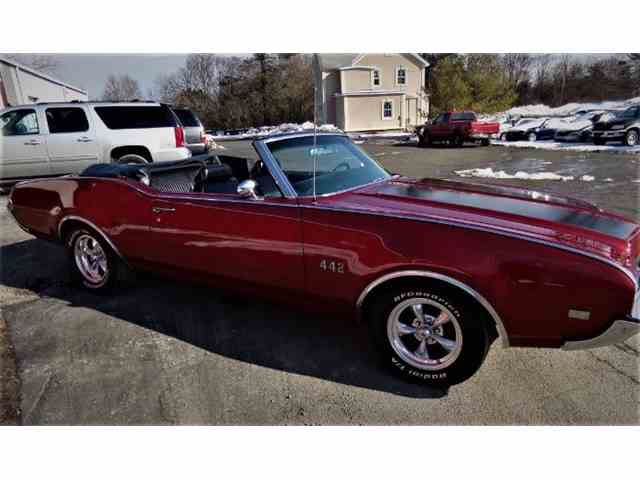1969 Oldsmobile Cutlass | 958086