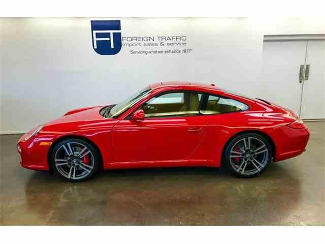 2012 Porsche 911 | 958090