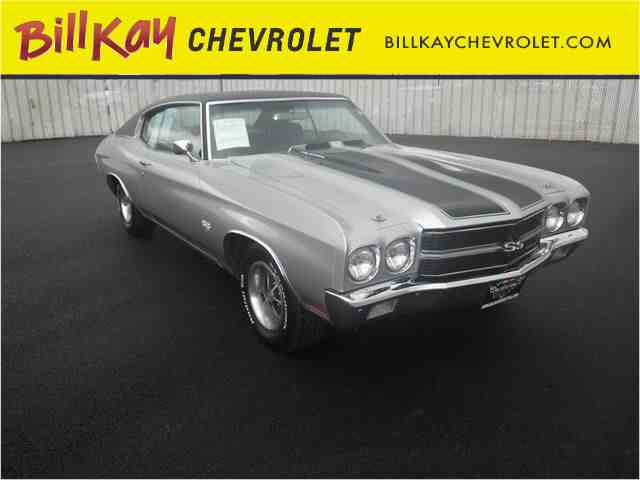 1970 Chevrolet Chevelle SS | 958092