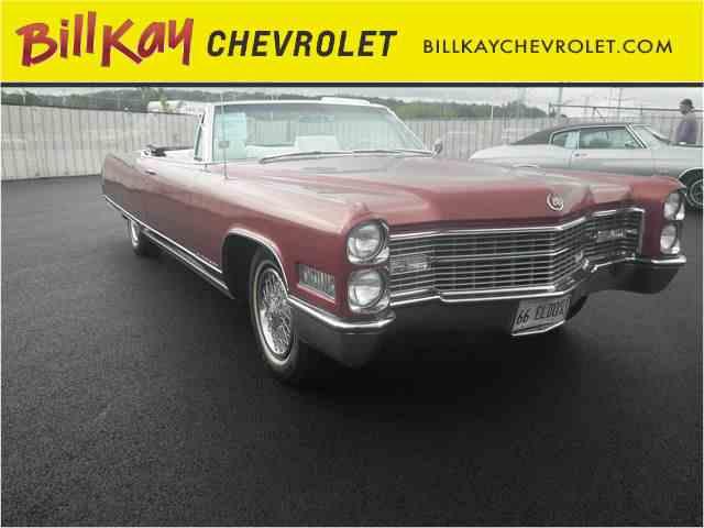 1966 Cadillac Eldorado | 958094