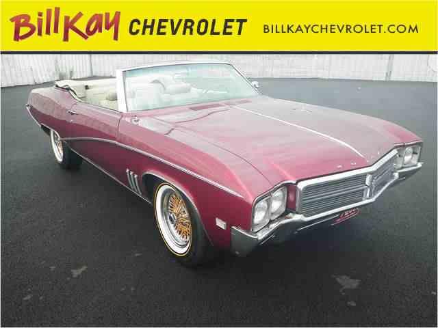 1969 Buick Skylark   958103