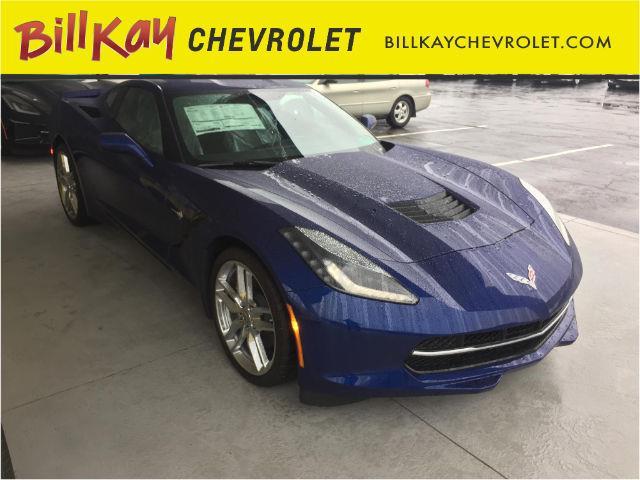 2017 Chevrolet Corvette   958105