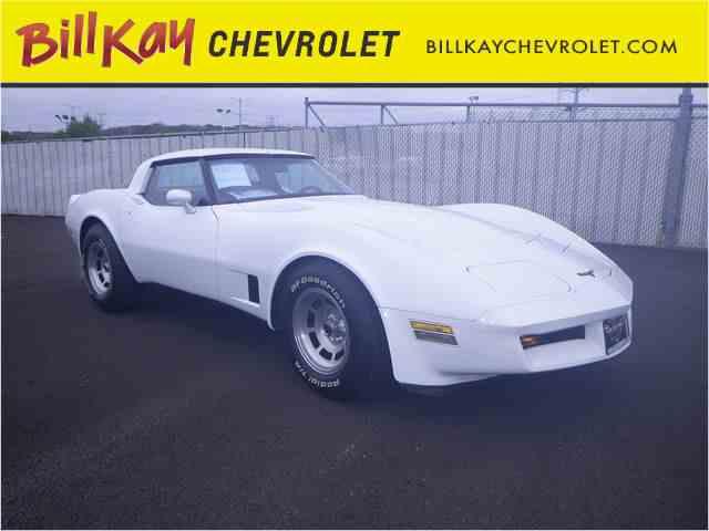 1981 Chevrolet Corvette | 958107