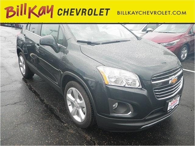 2016 Chevrolet Trax   958108