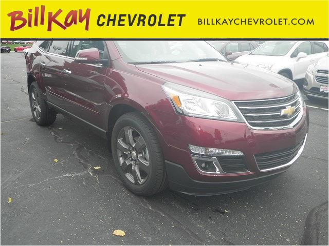 2017 Chevrolet Traverse   958112