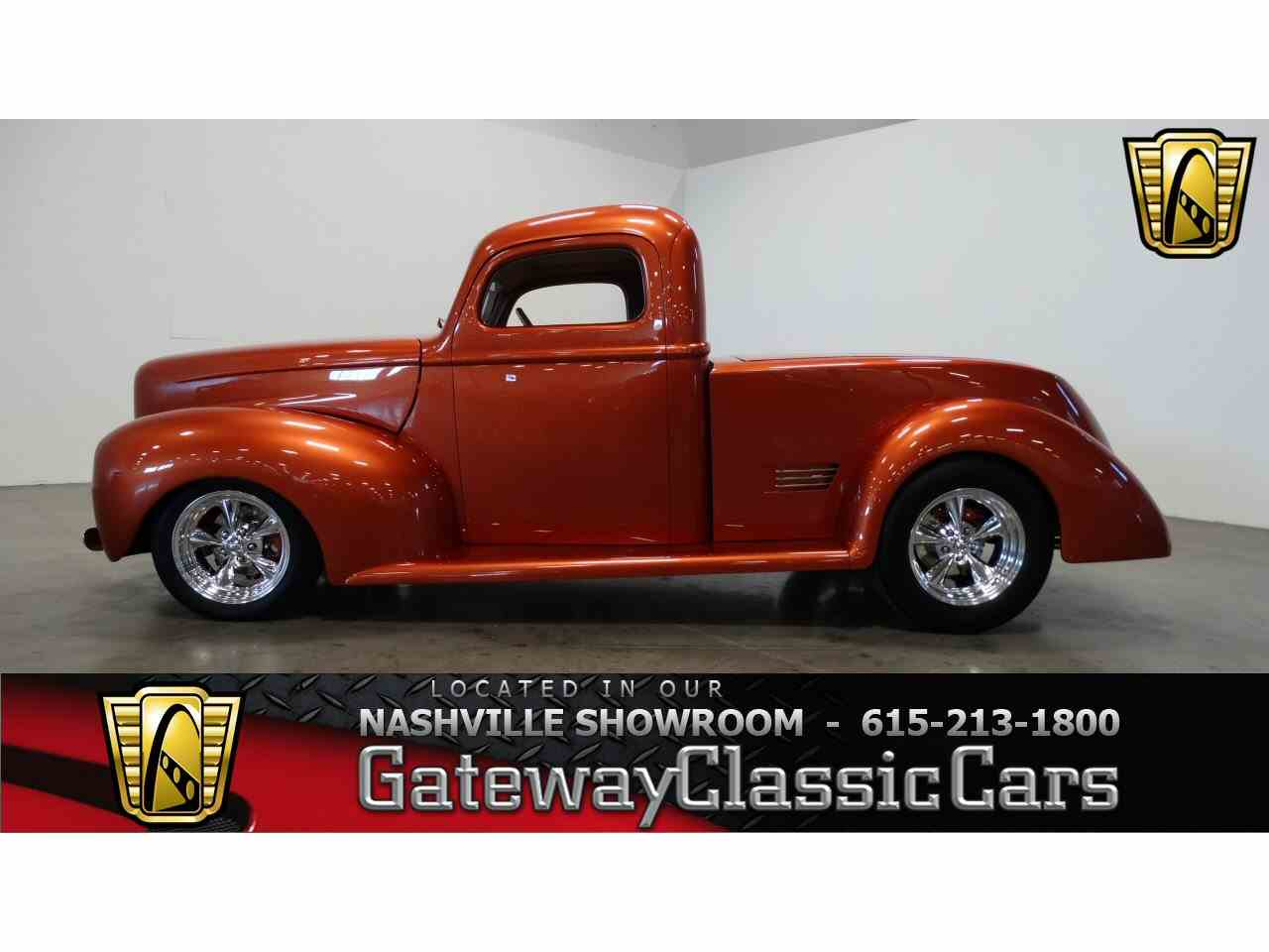 1940 ford pickup 950812