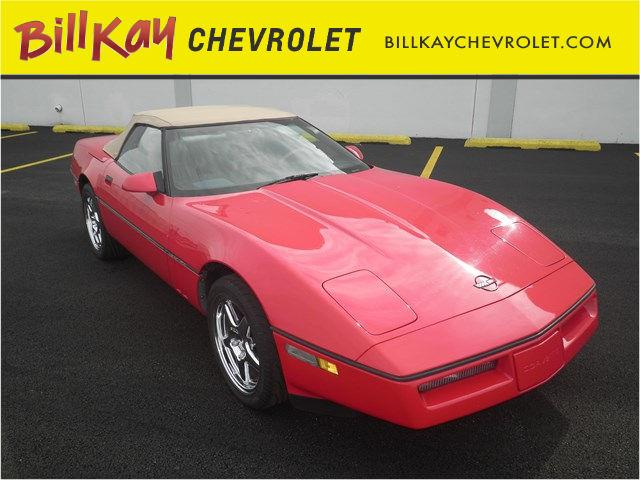 1989 Chevrolet Corvette | 958120