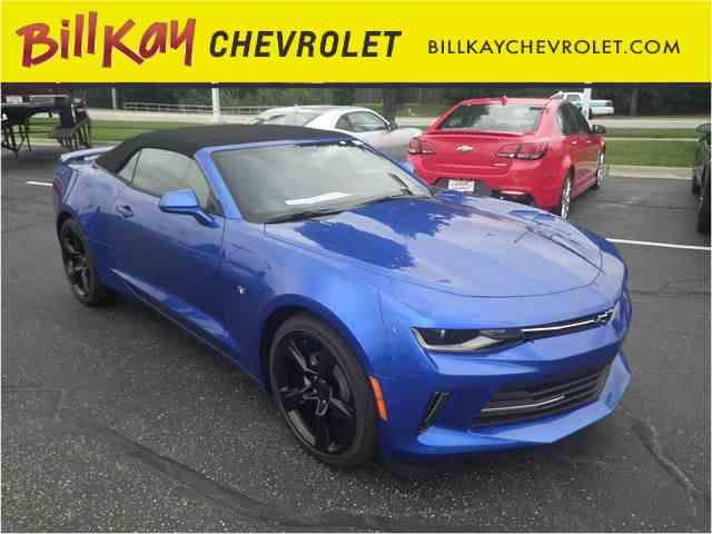 2017 Chevrolet Camaro | 958122