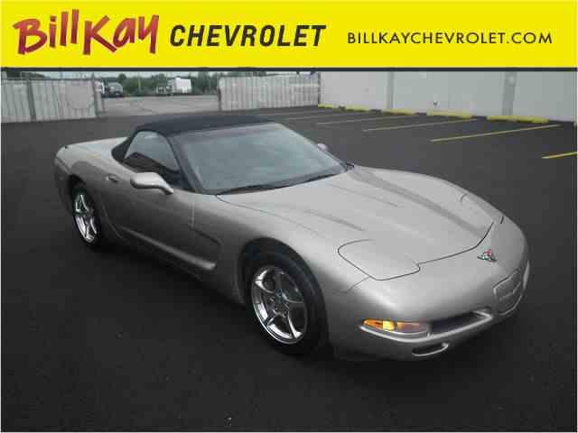 2002 Chevrolet Corvette | 958124
