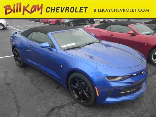 2017 Chevrolet Camaro | 958132