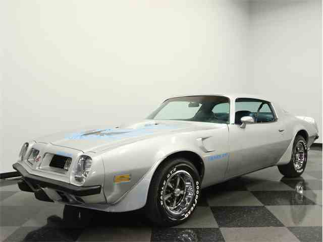 1975 Pontiac Firebird Trans Am | 958137