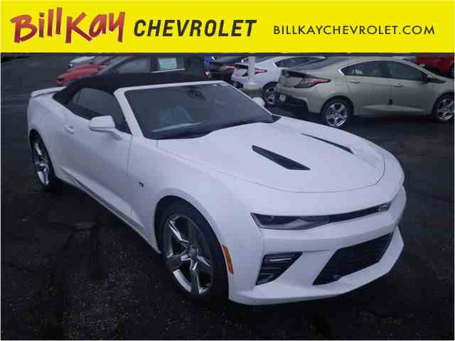 2017 Chevrolet Camaro | 958139