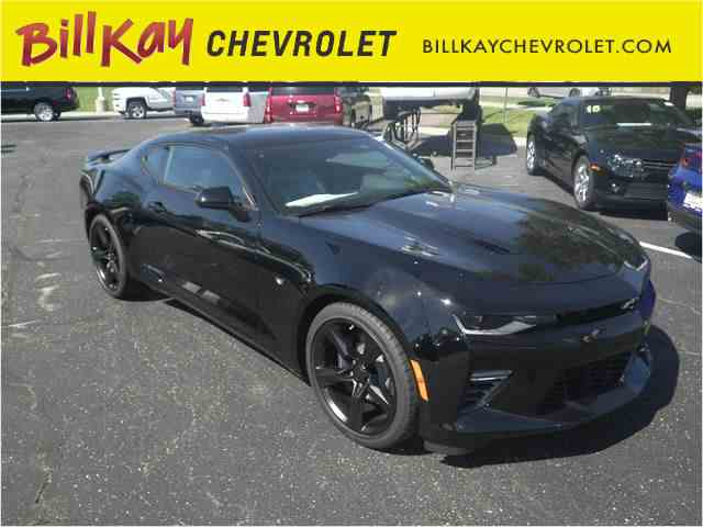 2017 Chevrolet Camaro | 958140
