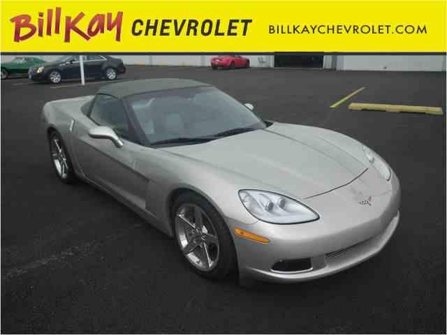 2007 Chevrolet Corvette | 958141