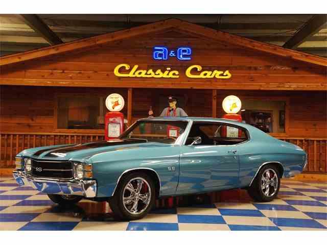 1971 Chevrolet Chevelle | 950815