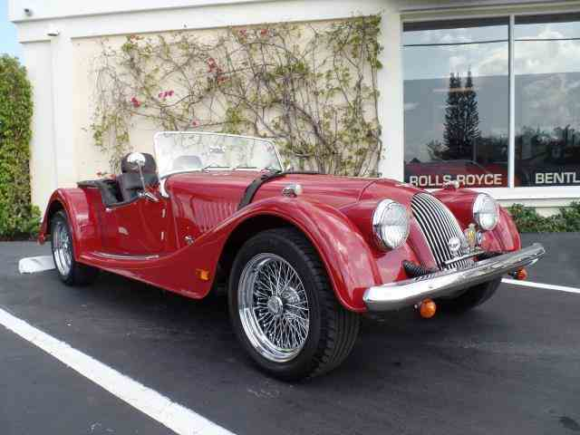 2002 Morgan Plus 8 | 958168