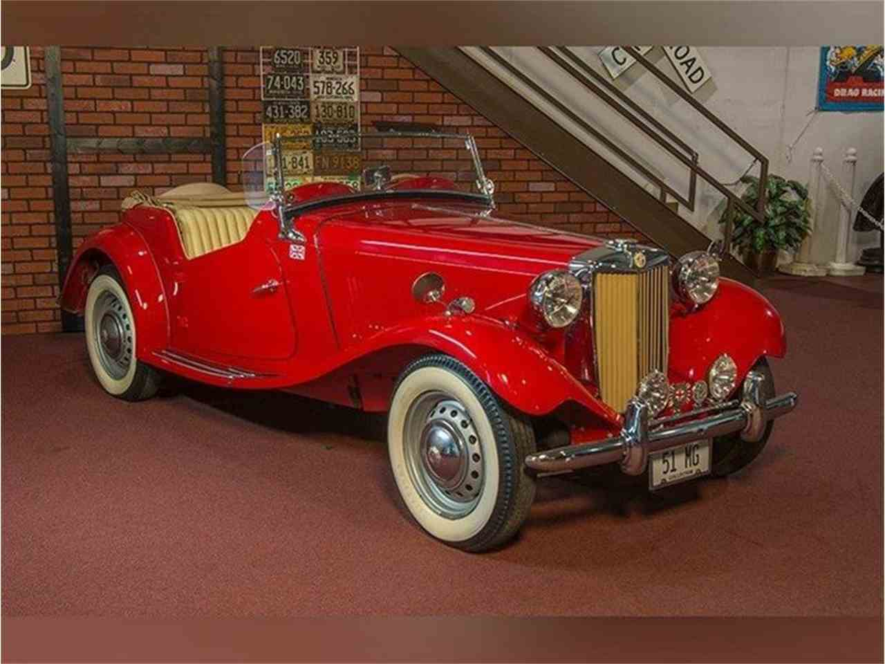 1951 mg td for sale cc 958172. Black Bedroom Furniture Sets. Home Design Ideas