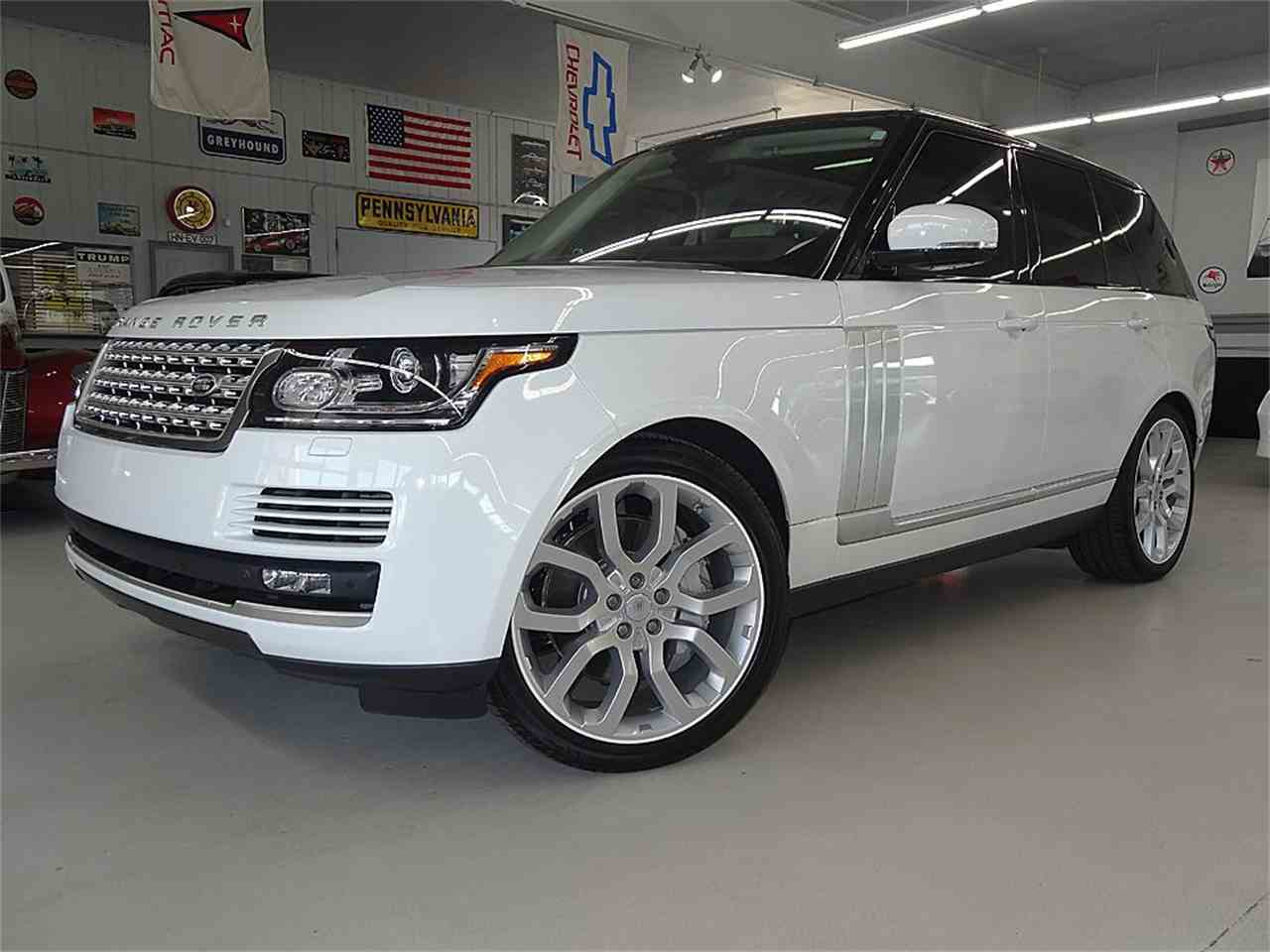 2014 Land Rover RANGE ROVER SUPERCHARGED for Sale - CC-958173