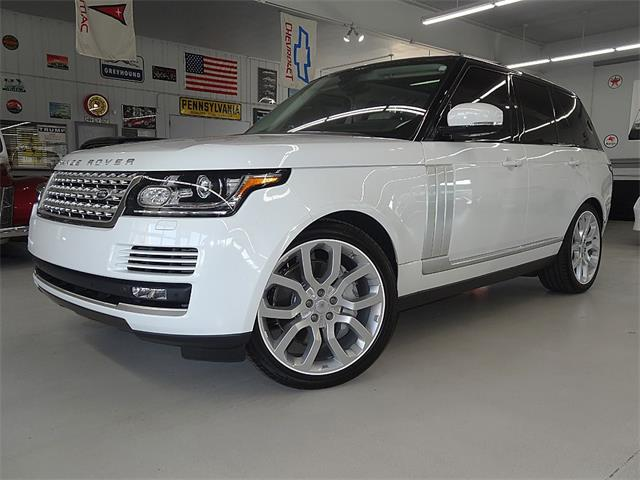 2014 LAND ROVER RANGE ROVER SUPERCHARGED | 958173