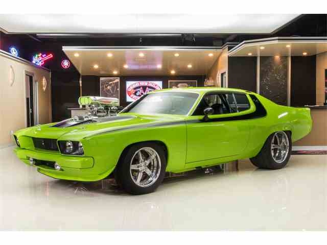 1973 Plymouth Road Runner Pro Street | 958175