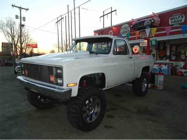 1987 Chevrolet C/K 10 | 958176