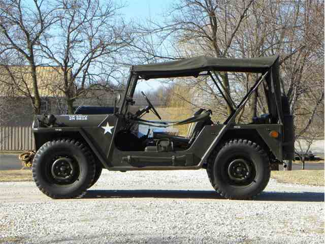 1963 Ford Army Issue Jeep | 958177