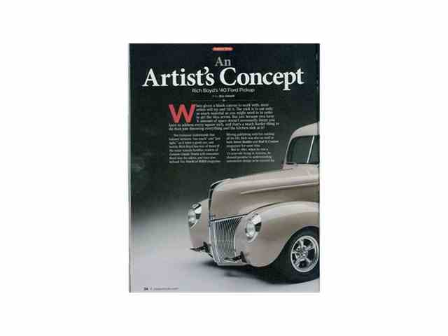 1940 Ford Pickup   958179