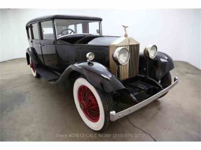 1929 Rolls-Royce 20/25 | 958180