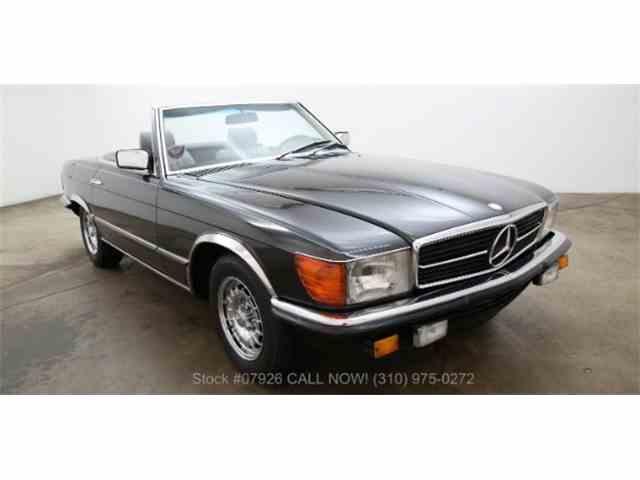 1985 Mercedes-Benz 280SL | 958181
