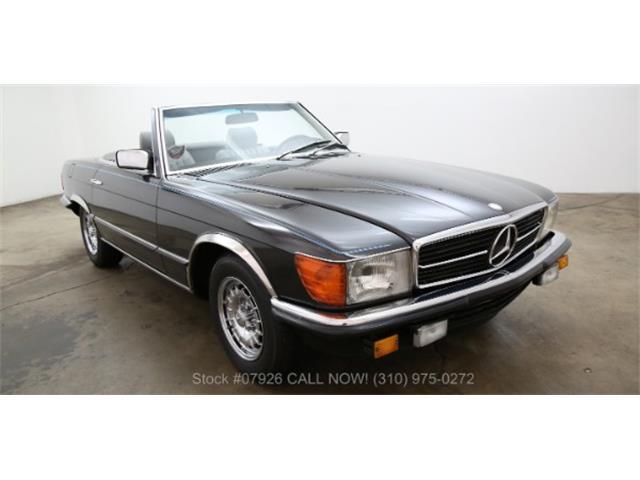 1985 Mercedes-Benz 280SL   958181