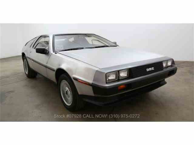 1981 DeLorean DMC-12 | 958182