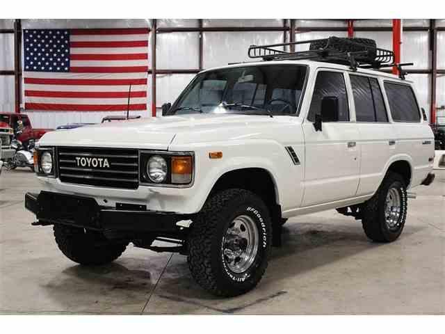 1985 Toyota Land Cruiser FJ | 958189