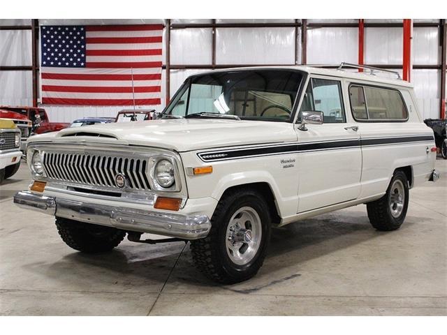 1974 Jeep Cherokee | 958191