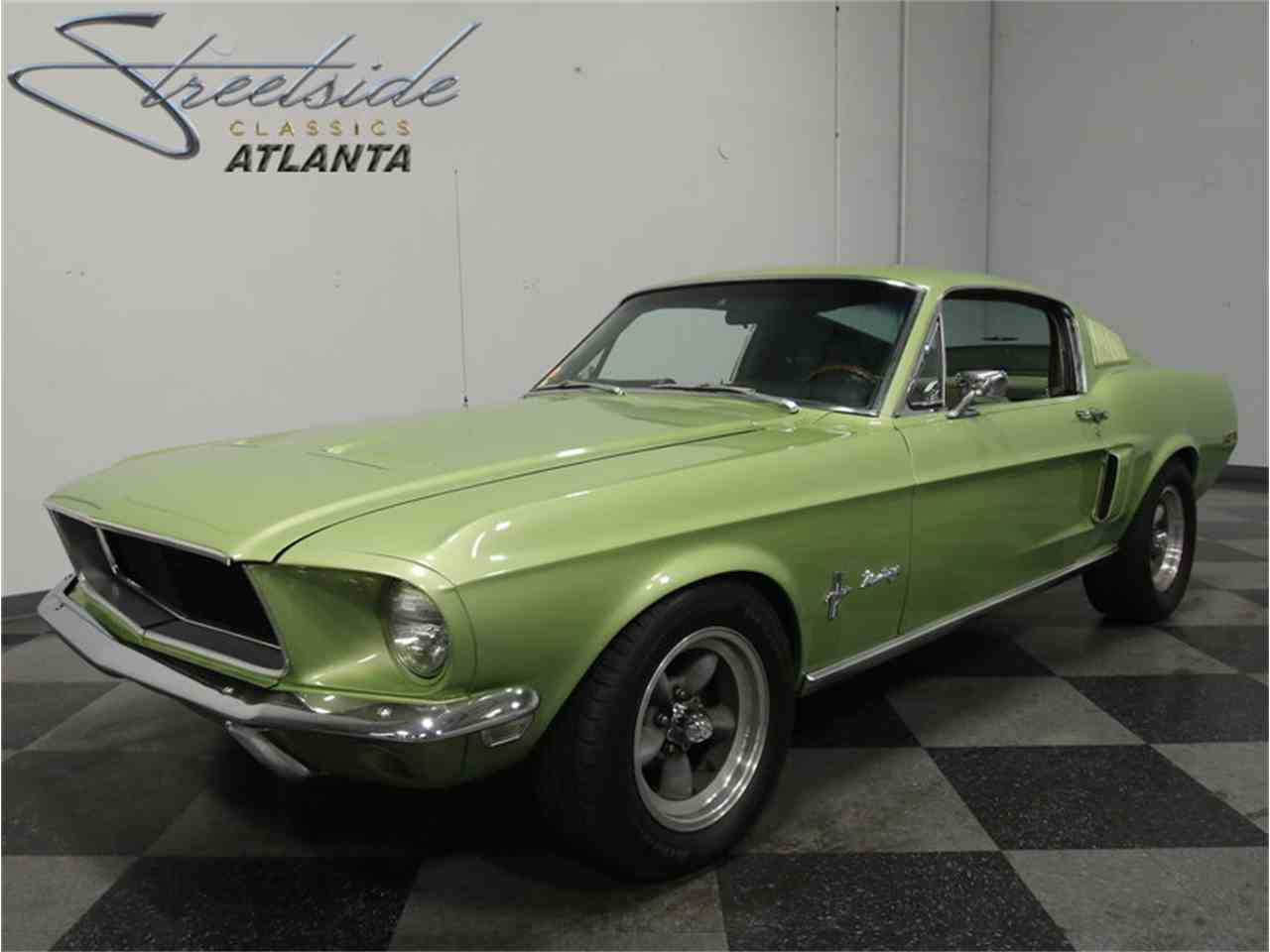 1968 Ford Mustang for Sale - CC-958193
