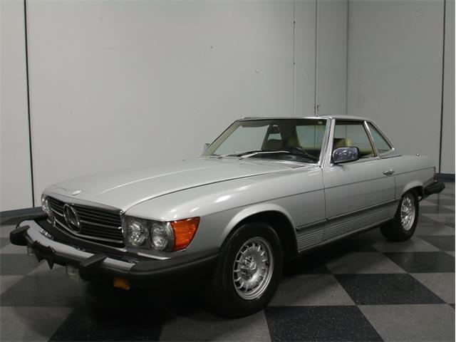 1980 Mercedes-Benz 450SL | 958194