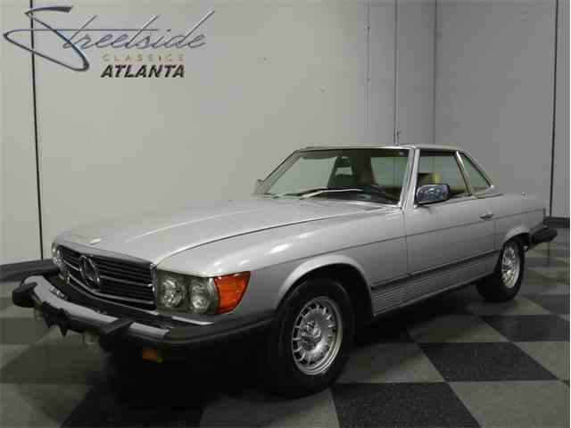1980 Mercedes-Benz 450SL | 958194