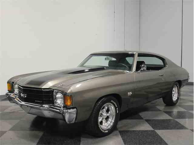 1972 Chevrolet Chevelle SS | 958196